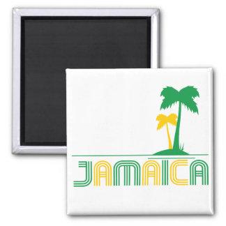 Imán retro de Jamaica