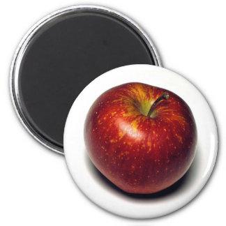 Imán rojo de Apple