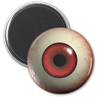 Imán rojo del mal de ojo