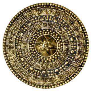 Imán romano del escudo imán fotoescultura