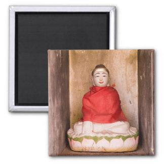 Imán sereno de Buda