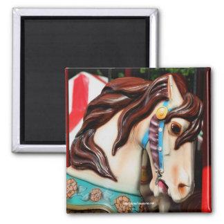Imán silencioso de la fotografía del caballo del c