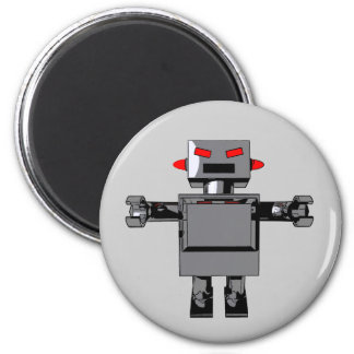 Imán simple del robot