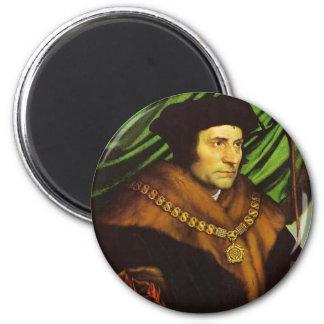 Imán:  Sir Thomas More Imán Redondo 5 Cm