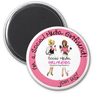 Imán social de las novias de los medios