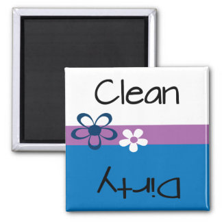 Imán sucio limpio del lavaplatos