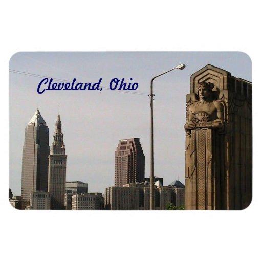 Imán superior clásico de Cleveland Flexi