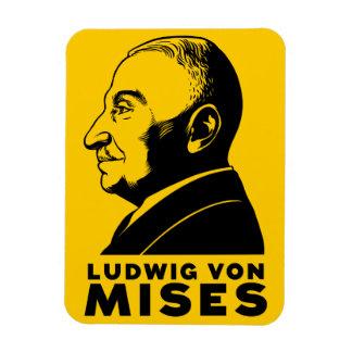 Imán superior de Ludwig von Mises Flexi