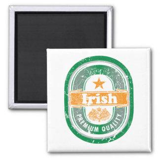 Imán superior irlandés de la calidad