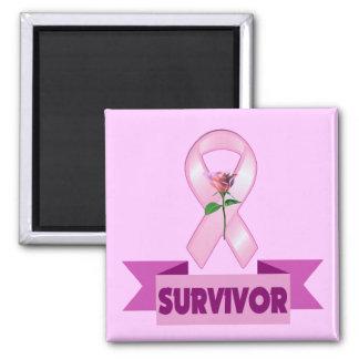 Imán - superviviente del cáncer de pecho