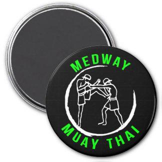 Imán tailandés de Medway Muay