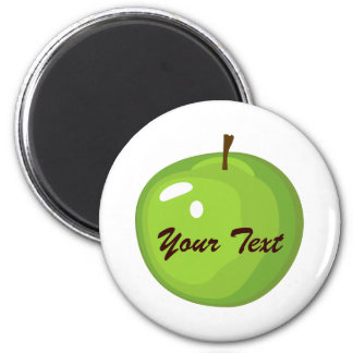 Imán verde de Apple