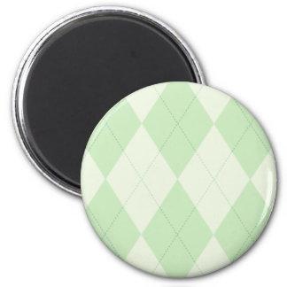 Imán verde de Argyle