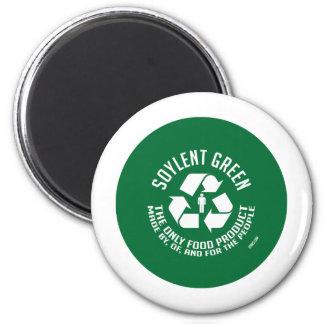 Imán verde de Soylent