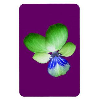 Imán verde y azul del premio del pensamiento