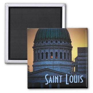 Imán viejo del tribunal de St. Louis