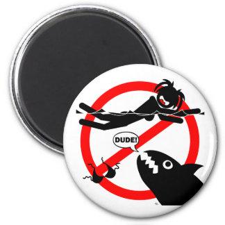 Imanes, botones y más del peligro de la natación imán redondo 5 cm
