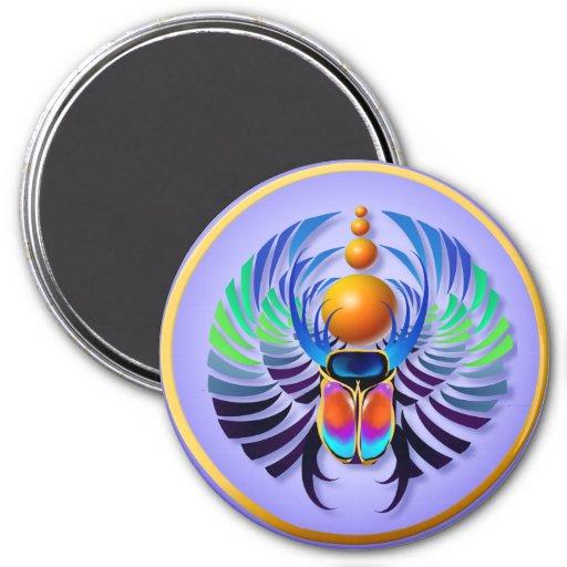 Imanes calientes de la luz del escarabajo imán para frigorifico