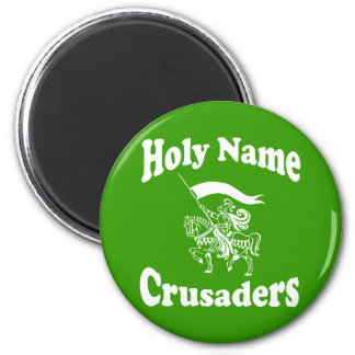 Imanes conocidos santos de la escuela católica imán redondo 5 cm