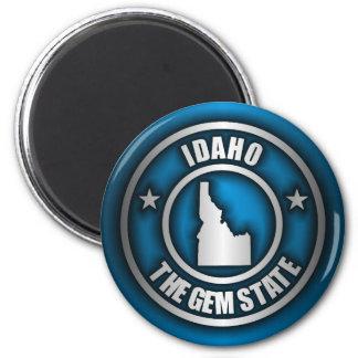 Imanes de acero de Idaho b