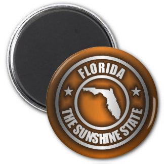 """Imanes de acero de la """"Florida"""" (o) Imán Para Frigorífico"""