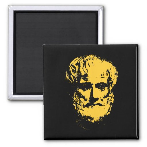 Imanes de Aristóteles Imán Para Frigorifico