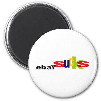 Imanes de EbaySucks Imán Redondo 5 Cm