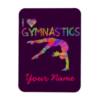Imanes de Flexi de la alegría de la gimnasia de la