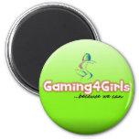 Imanes de Gaming4Girls Imán De Nevera