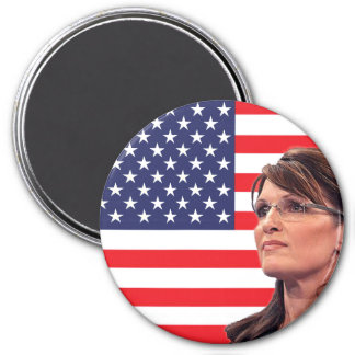 Imanes de la fotografía de Sarah Palin