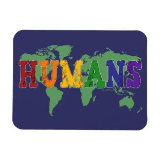 Imanes de los seres humanos