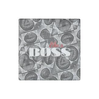 Imanes de piedra adaptables imán de piedra