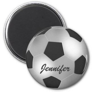 Imanes de plata conocidos adaptables del balón de imán redondo 5 cm