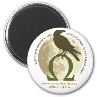 Imanes del logotipo imán redondo 5 cm
