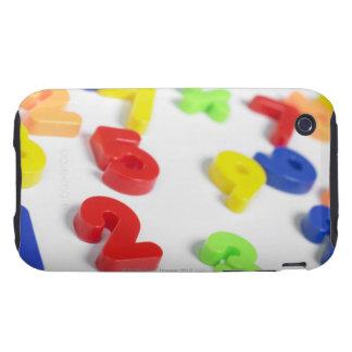 Imanes del número carcasa though para iPhone 3