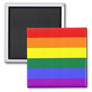 Imanes del orgullo de LGBT