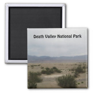 Imanes del parque nacional de Death Valley Imanes De Nevera