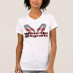 Imanes del Weirdo Camisetas