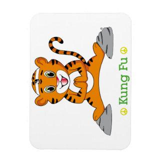 Imanes flexibles de Kung Fu Tiger™