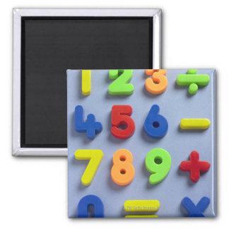 Imanes matemáticos imán de frigorifico