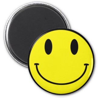 Imanes sonrientes imán redondo 5 cm
