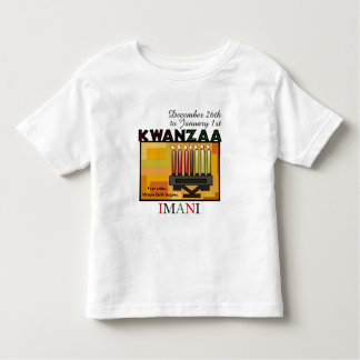 IMANI - Faith Toddler T-shirt