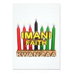 Imani Invitación 12,7 X 17,8 Cm
