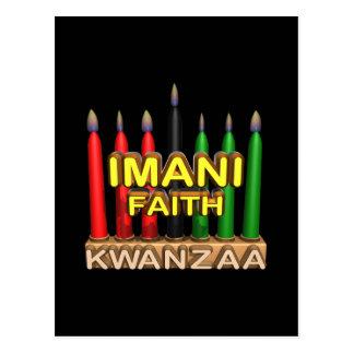 Imani Post Card