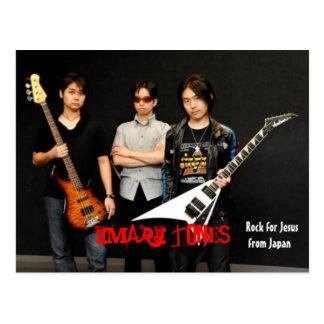 Imari Tones Postcard