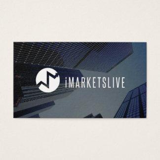 iMarketsLive Businesses Card1 Business Card