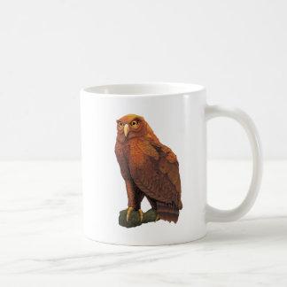 IMBH An owl up in a tree. 2ndEd Coffee Mug