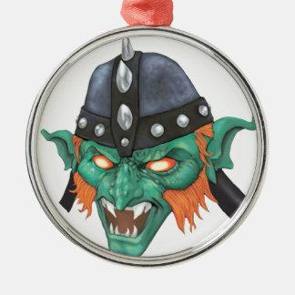 IMBH Goblin Captain 2nd Ed Metal Ornament