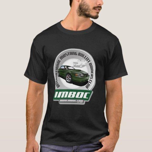 IMBOC 01 Dark Highland Grn Men _ Black T_Shirt