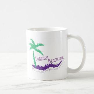 Imbrium Beach Logo Wear Coffee Mug